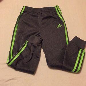 Boy's Adidas athletic sweat pants
